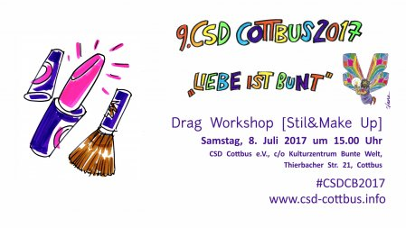 Drag Workshop