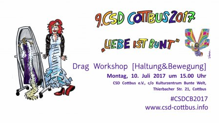 Drag Workshop 2